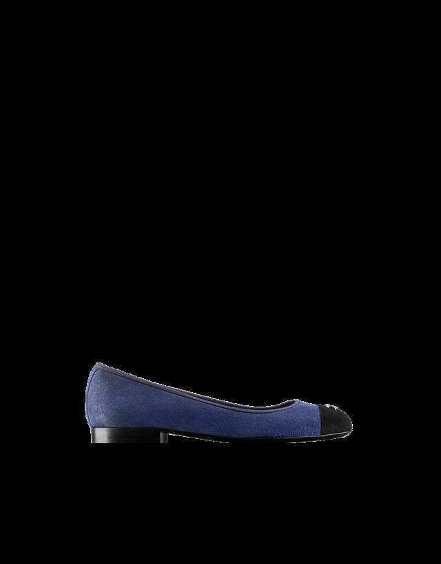 Du bleu chez Chanel (460 €)