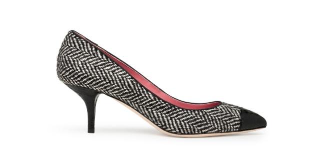 Du tweed chez Dolce & Gabbana (575 €)