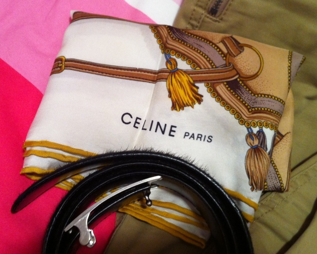 Foulard by Céline Paris