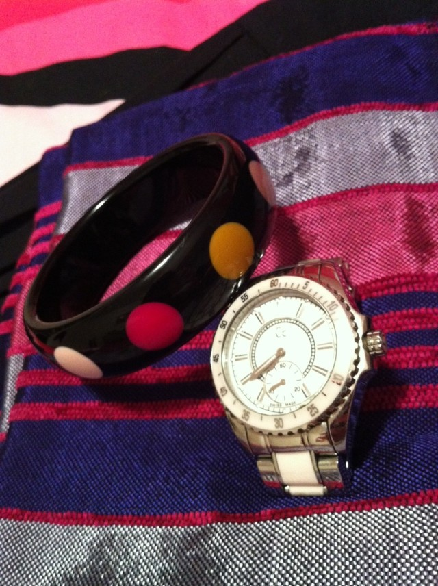Cheich from Marrakech Bracelet Sonia Rykiel Montre Guess