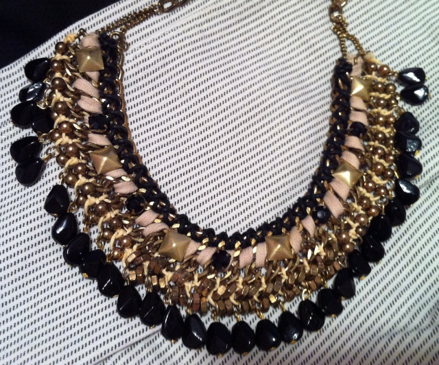 Collier by Zara