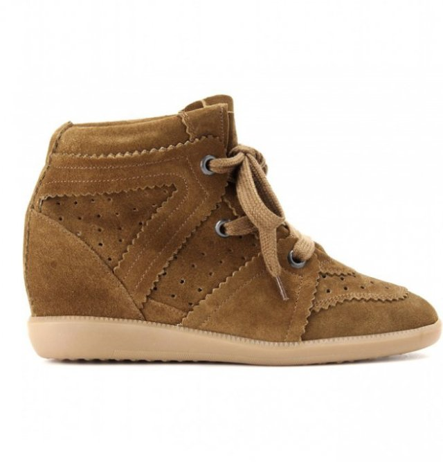 Sneakers Bobby, by Isabel Marant