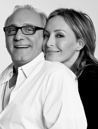 Max & Lubov Azria  (source / crédit photo The Fashion Informer)