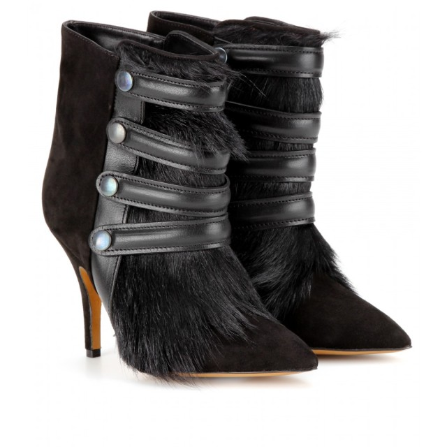 Bottines Taylor, by Isabel Marant