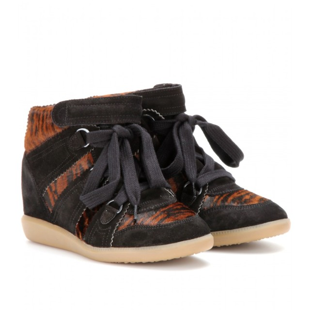 Sneakers Blossom, by Isabel Marant