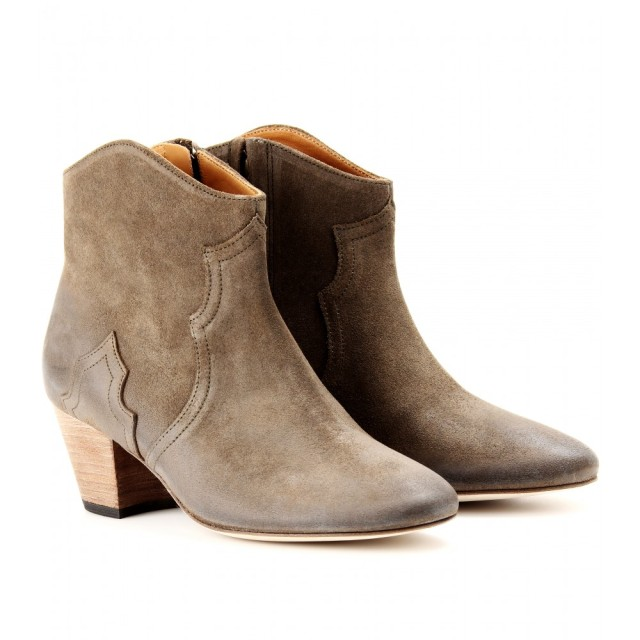 Low Boots Dicker, by Isabel Marant