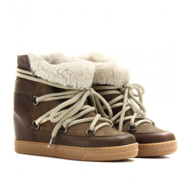 Boots/Sneakers Nowles, by Isabel Marant