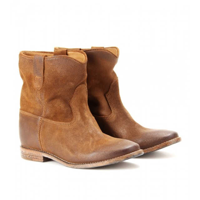 Low Boots Crisi, by Isabel Marant
