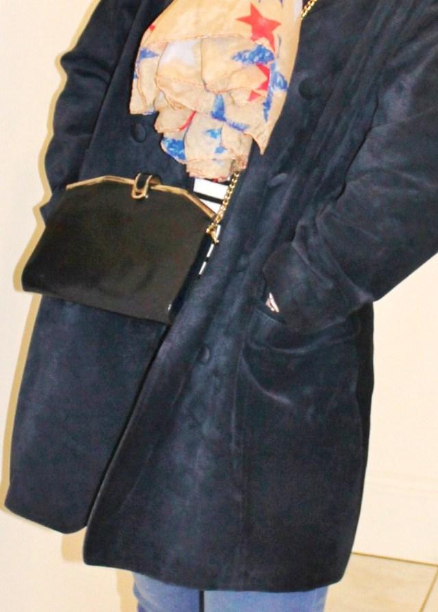 Manteau en peau Prens