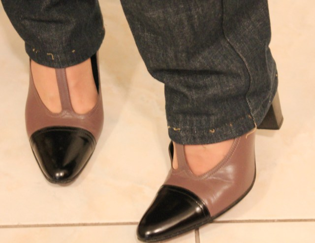 Zoom chaussures Robert Clergerie