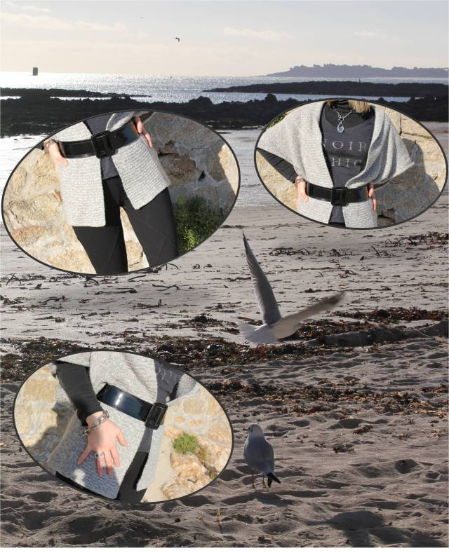 Black intense Trio 1
