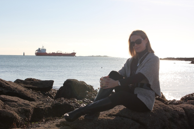 Black intense with grey touch (172)
