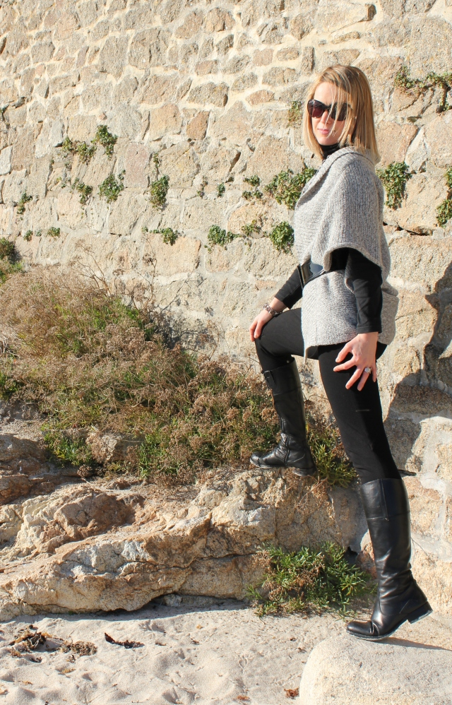 Black intense with grey touch (202)
