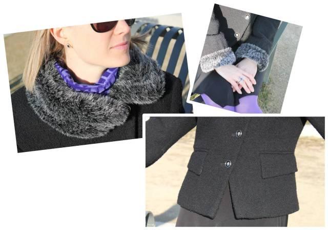 Full black with purple legs 28 29 30