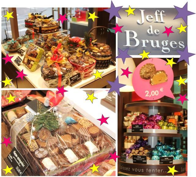 JEFF DE BRUGES CHOCOLATES quadro 1