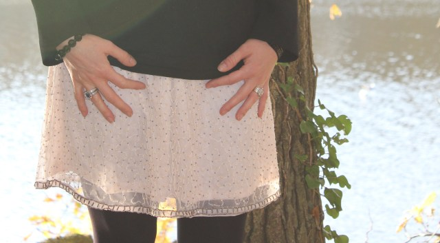 Lovely skirt by Mademoiselle R (50)
