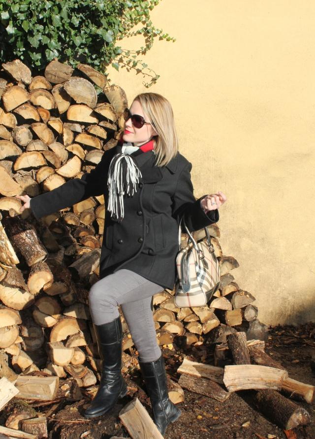 Allons couper du bois (1)
