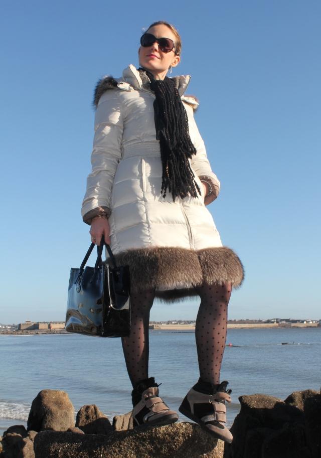 Combo skirt, sneakers & plumetis (13)