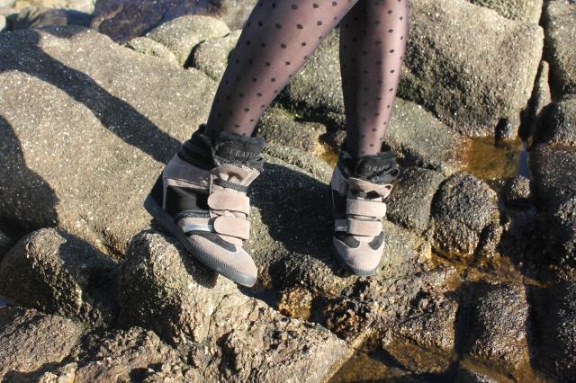 Combo skirt, sneakers & plumetis (15)