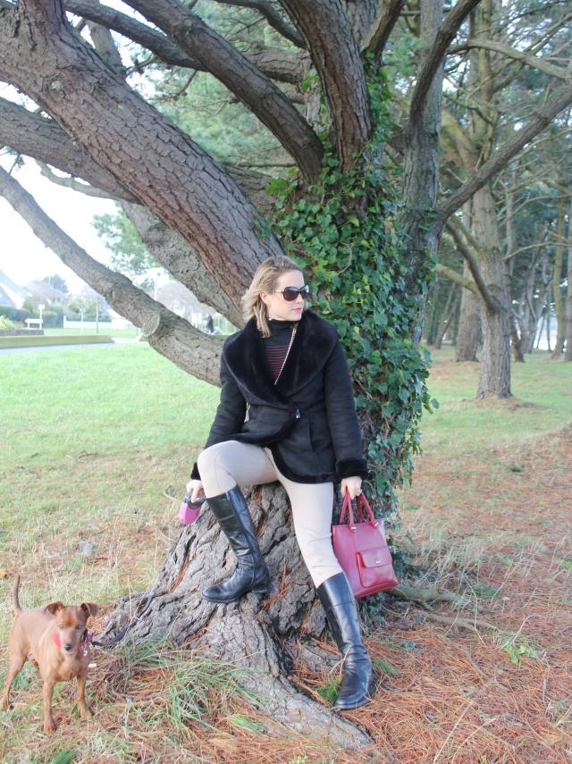 Dans mon arbre perchée (3)