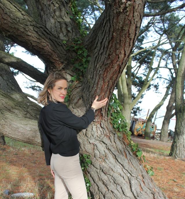 Dans mon arbre perchée (91)