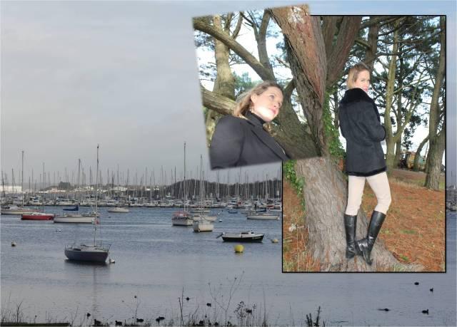 Dans mon arbre perchée duo 2