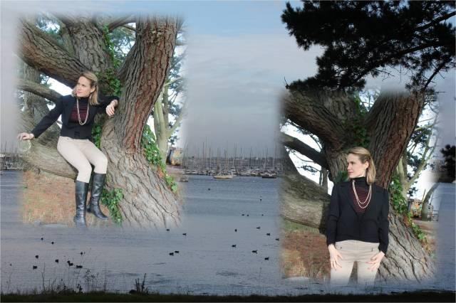 Dans mon arbre perchée duo 3