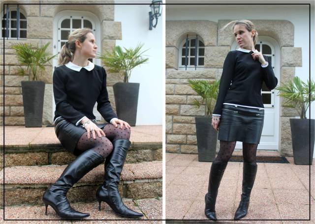 Leather addict duo 1