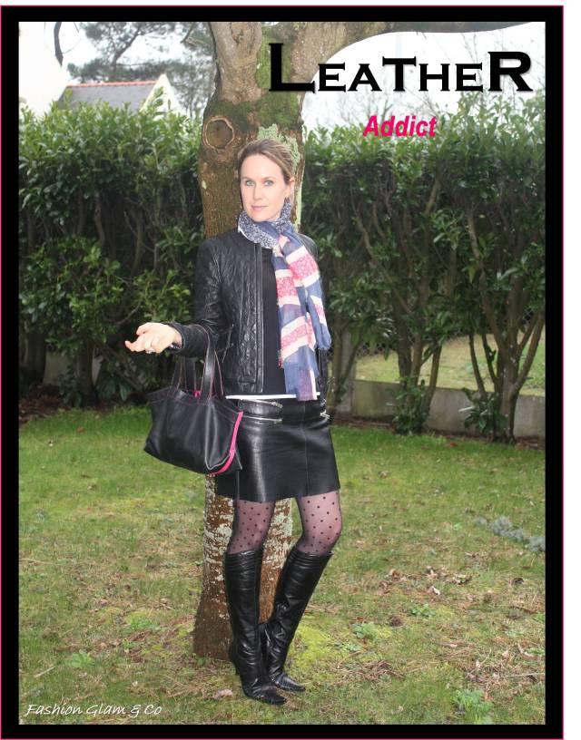 Leather addict TITLE