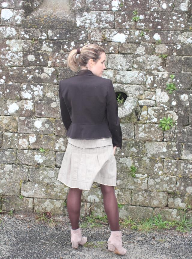 Aviator with skirt (57)