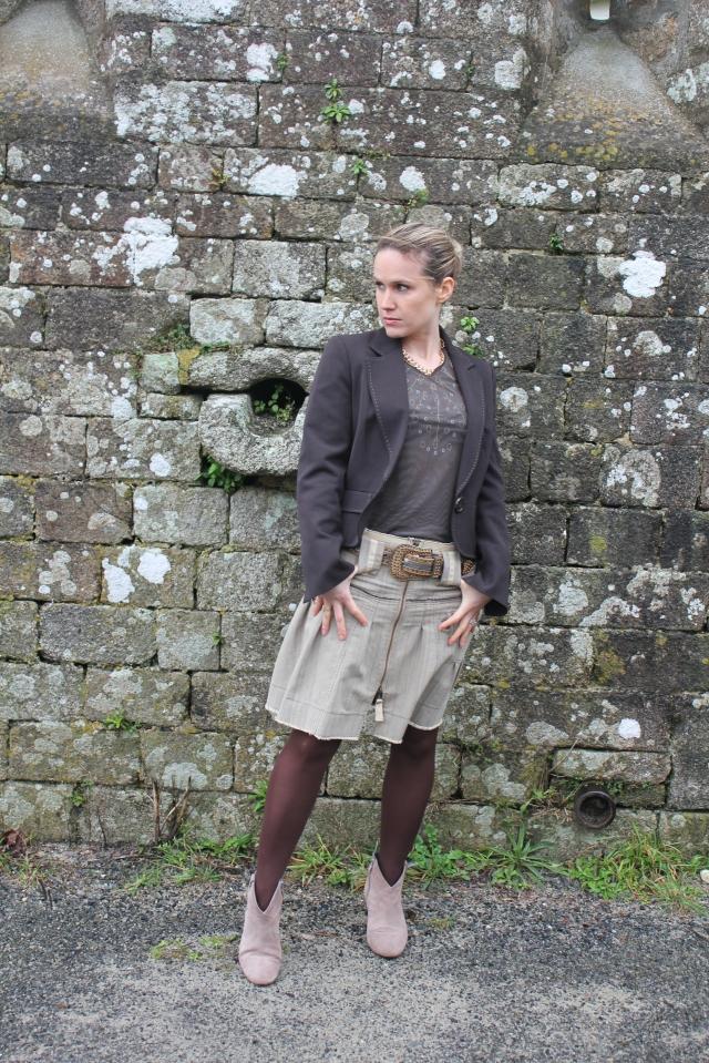 Aviator with skirt (61)