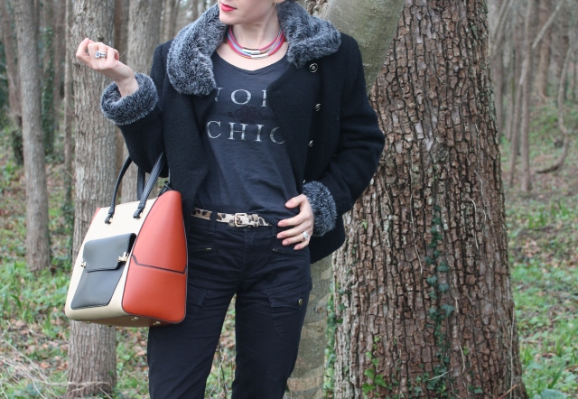 Black Chic in the woods (22)