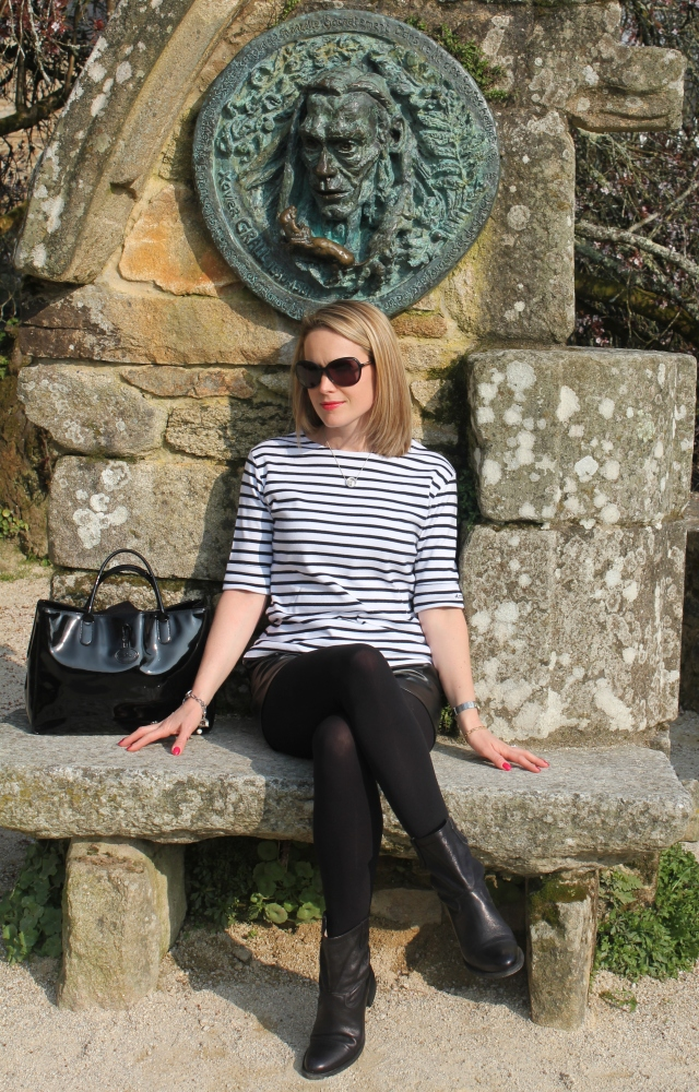 Pont Aven, leather & stripes (71)